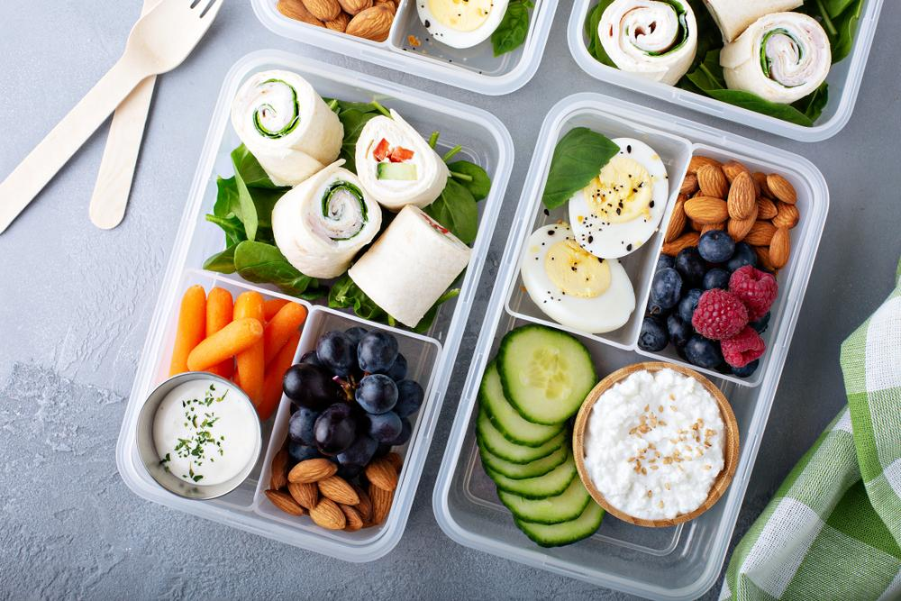 Healthy Grab-And-Go Snacks