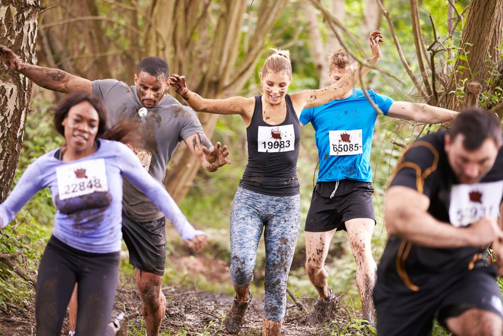Fitness & Health Events For Spring