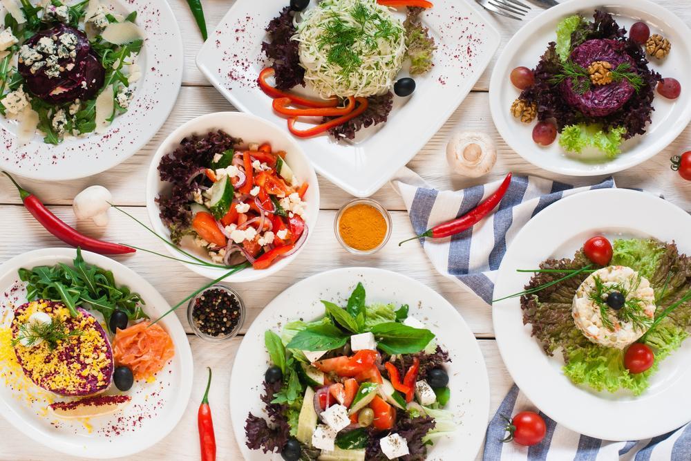 Fresh Spring Salad Recipes