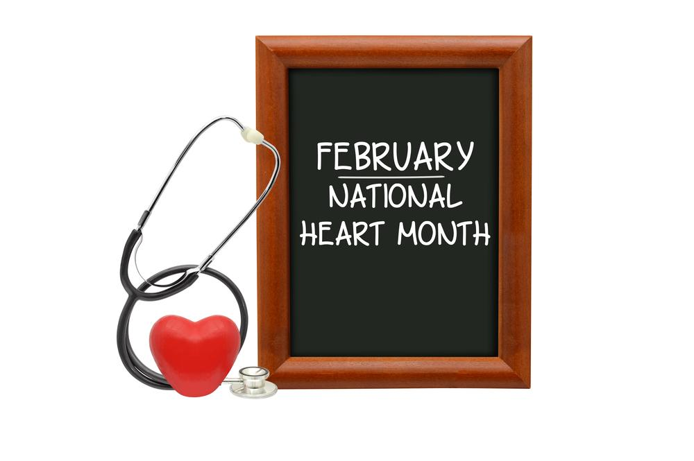 Ways to Participate in National Heart Month