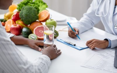 Why Talking to Someone about Your Nutrition Matters