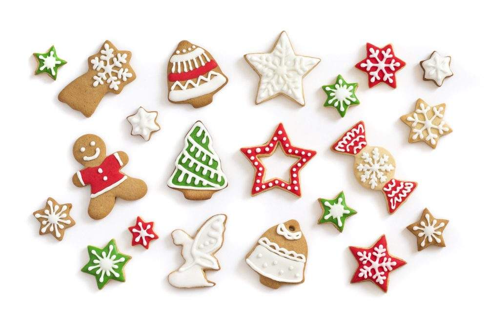 Christmas Cookies: To Eat or Not to Eat?